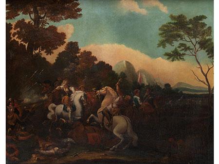 Adam Frans van der Meulen, 1632 – 1690, Nachfolge