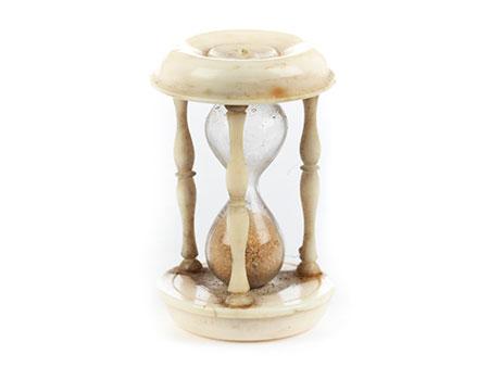 Winziges Stundenglas