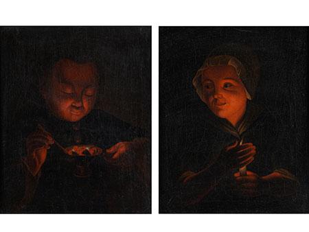 Französischer Maler des 17. Jahrhunderts in der Stilnachfolge von Georges de la Tour (1593-1652)