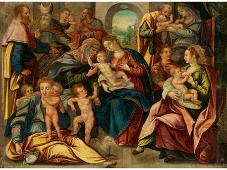 Niederländischer Manierist um 1600