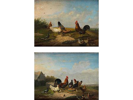 Frans van Severdonck, 1809 – 1889 Brüssel