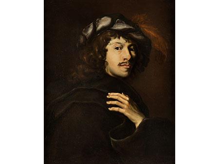 Nicolas Regnier, um 1590 – 1667, zug.
