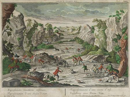 Georg Balthasar Probst, 1732 – 1801