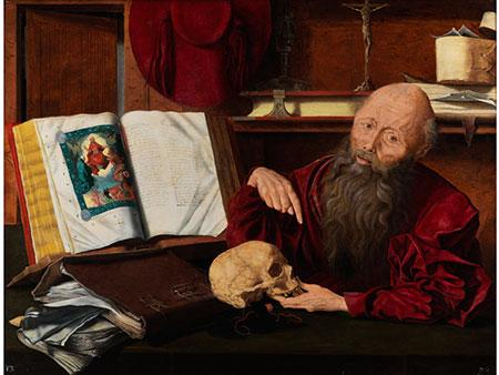 Marinus van Reymerswael, 1493 Reymerswael – 1567 Goes, zug.
