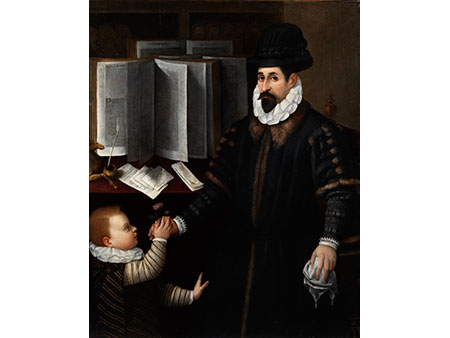 Bartholomeo Passarotti, 1529 Bologna – 1592 Rom, zug.