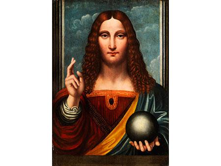 Norditalienischer Maler um 1500, in der Nachfolge von Bernardino Luini (1480/1485-1532) und der Leonardo-Schule