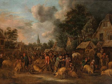 Klaes Molenaer, um 1630 Haarlem – um 1676 ebenda