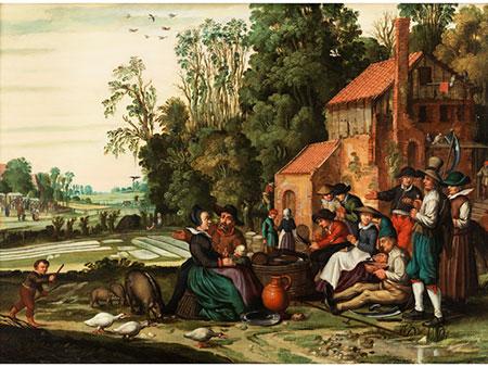 Haarlemer Meister des 17. Jahrhunderts