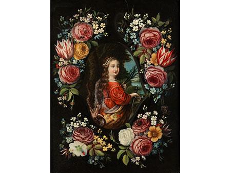 Flämischer Maler des 17. Jahrhunderts in der Nachfolge der Meister Jan van Kessel (1641-1680) und Jan Brueghel d. J. (1601-1678)