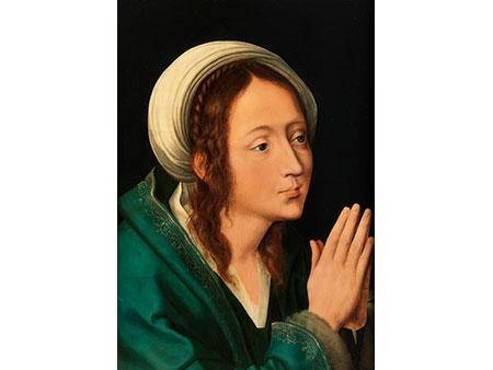 Meister der flämischen Schule des 16. Jahrhunderts aus dem Kreis von Jan Metsys (um 1510-um 1575)