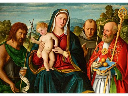 Girolamo da Santacroce, ca. 1485 Bergamo – 1556