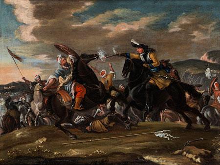 Francesco Monti, gen. Il Brescianino1646 Brescia – 1712 Parma, zug.