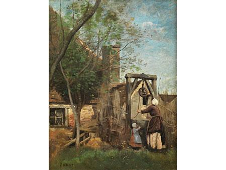 Camille Jean-Baptiste Corot, 1796 Paris – 1875