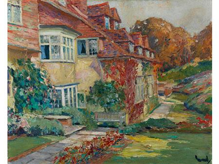 Edward Cucuel 1875 San Francisco – 1954 Pasadena/ Kalifornien