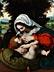 Details: Andrea Solario, um 1470 Mailand – 1525, zug