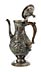 Details: Londoner George III-Silver coffee pot