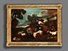 Detail images: Giovanni Benedeto Castiglione, 1609 – 1664, zug.