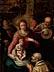 Detail images: Jan Brueghel d. J. (1601 – 1678) und Werkstatt Frans Francken II (1581 – 1642)