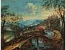 Detail images: Peeter Gysels, 1621 – 1690, Umkreis