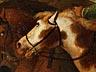 Detail images: Deutscher Schlachtenmaler des 18. Jahrhunderts in der Art des Philips Wouwerman, 1619 – 1668