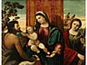Details: Venezianische Schule des 16. Jahrhunderts