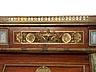 Detail images: Großes Rollzylinder-Bureau