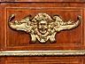 Detail images: Paar elegante Halbschränke
