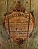 Details: Seltener Tischglobus des 19. Jahrhunderts