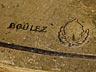Detail images: Eklektizistische Kaminuhr nach Georges Julien
