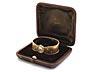 Details: Damen PATEK PHILIPPE in Gold mit Goldspangenarmband