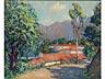 Details: Edward Cucuel, 1875 San Francisco – 1954 Pasadena/ Kalifornien