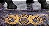 Detail images: Paar opulente Zierobelisken