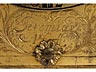 Detail images: Seltene kleine Augsburger Tischuhr von Jeremias Pfaff