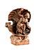 Details: Tonfigur einer Venus in der Muschel