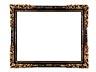 Details: Sehr großer venezianischer Barock-Rahmen