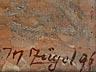 Details: Heinrich Johann von Zügel, 1850 Murrhardt – 1941 München