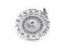 Detail images: Antiker Diamantanhänger