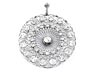 Details: Antiker Diamantanhänger