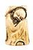 Details: Japanische Okimono-Figur in Elfenbein