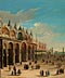 Detail images: Bernardo Bellotto, genannt Canaletto , 1721 Venedig – 1780 Warschau, zug.