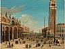 Details: Bernardo Bellotto, genannt Canaletto , 1721 Venedig – 1780 Warschau, zug.