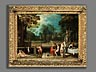 Details: Adriaen van Stalbernt (1580-1662) und Abraham Govaerts (1589-1626), zug.