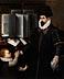 Details: Bartholomeo Passarotti, 1529 Bologna – 1592 Rom, zug.