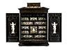 Details: Meisterliches Kabinett im Renaissance-Stil