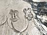 Detail images: Seltener silberner Falke als Trinkgefäß