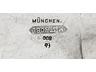 Detail images: Silberner Münchener Jugendstil-Tafelaufsatz