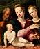Details: Bedeutender Meister der Schule der Emilia Romagna des 16. Jahrhunderts