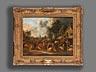 Detail images: Klaes Molenaer, um 1630 Haarlem – um 1676 ebenda