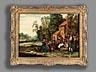 Detail images: Haarlemer Meister des 17. Jahrhunderts