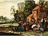 Details: Haarlemer Meister des 17. Jahrhunderts